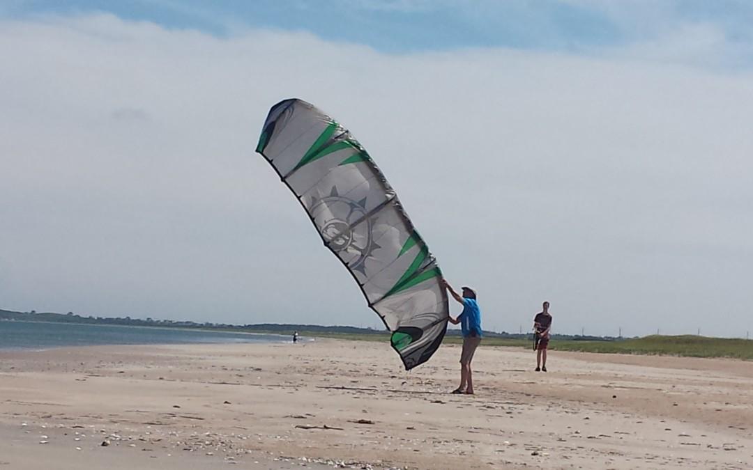 Le vent decide tout aux Iles