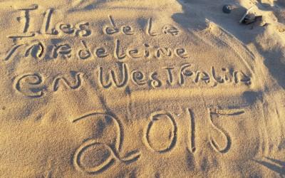Une journée de sable